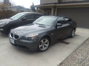 (2006) BMW 525i luxury