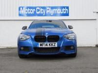 2014 14 BMW 1 SERIES 2.0 120D M SPORT 5D 181 BHP DIESEL