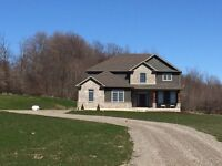 PRICE DROP! Beautiful New Custom Built Home on 4 Acres