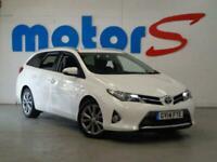 2014 Toyota Auris VVT-I EXCEL Auto Estate Hybrid Automatic
