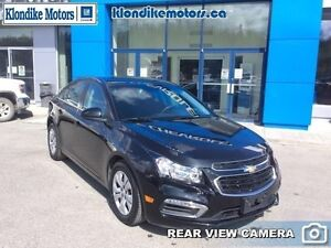 2015 Chevrolet Cruze 1LT  - Bluetooth -  SiriusXM - Low Mileage