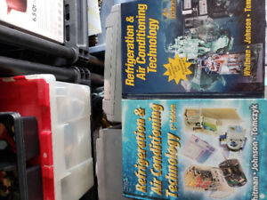 Refrigeration & air conditioning technology 4th & 5th editions