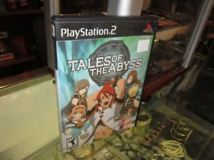 TALES OF THE ABYSS For PLAYSTATION 2 For Sale