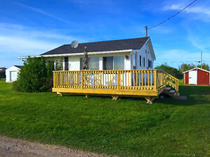 2 bedroom RENOVATED Cottage -Partial Owner Financing Available