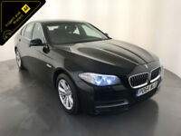 2014 64 BMW 518D SE DIESEL SALOON 1 OWNER SERVICE HISTORY FINANCE PX WELCOME