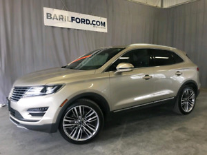 *Feeler Ad* 2015 Lincoln MKC Reserve