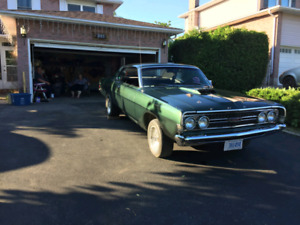 1968 Ford Fairlane GT