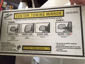 Chevrolet 1500 tow mirrors
