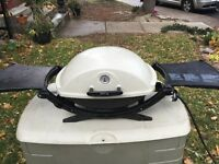 Weber Q series BBQ Barbecue