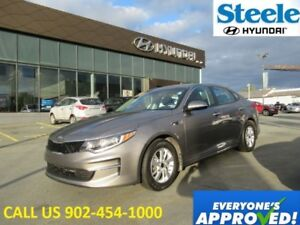 2018 KIA OPTIMA LX Auto heated seats bluetooth cruise and more!
