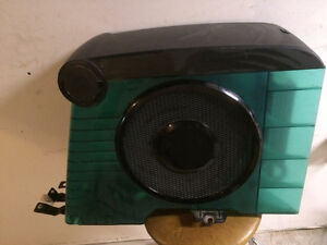 """12"""" Alpine sub with amp, Sounds Great !!!!!"""