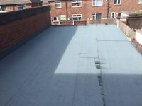 Flat roof repairs and Installation