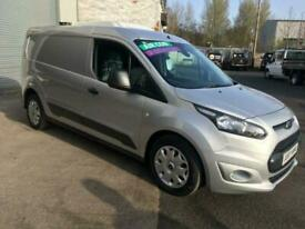 15 TRANSIT CONNECT 240 L2 TREND 1.6 TDCI 95PS IN SILVER , AIR CON 94K