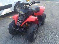 Kuzuma 100cc quad
