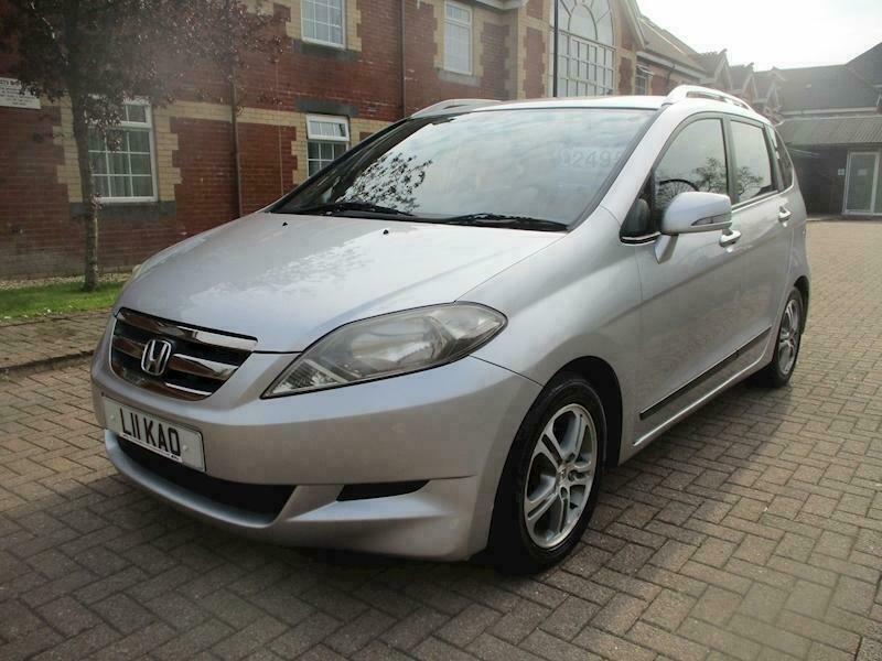 2008 Honda FR-V i-VTEC SE MPV Petrol Manual