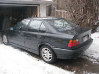 1997 BMW 3-Series 328i Sedan