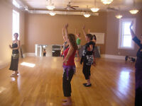 Take time for yourself and dance, Bellydance summer classes