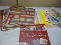 Tons of Craft Items:  Scrapbooking, Brushes, Stickers, Beads etc