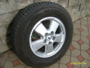 Ford Mags with winter tires