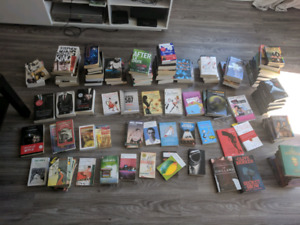 LIVRES COLLECTIONS COMPLETE