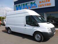 2014 Ford TRANSIT 350 H/R LWB 100ps Van *LOW MILES* Manual Large Van