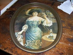 Drink Pepsi Cola five cents Tray