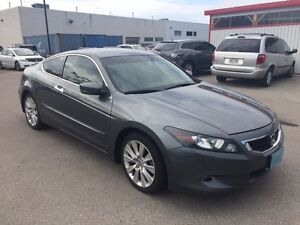2010 V6 Accord Coupe EXL NAVI $12750 OBO