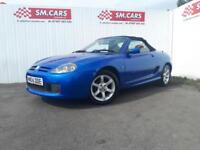 2004 04 MG TF 1.8 135.SUPERB COLOUR.FULL MOT.SAME OWNER SINCE 2010.PX WELCOME.