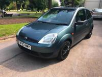 2003 Ford Fiesta 1.3 Finesse 12 MONTH MOT NEW CLUTCH CHEAP TO RUN BARGAIN BUY!
