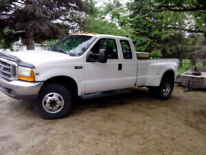 1999 Ford F-350 6 roues Autre