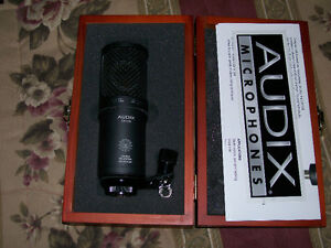 Audix CX 112B Large Condenser Microphone with Cardioid Pattern West Island Greater Montréal image 5