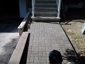Paysagement Pro J.M. Fissures/ Réparation de garage en béton etc