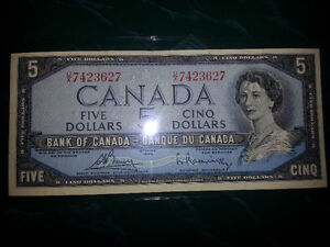 Londons largest and best collection of old paper money.300 ads.. London Ontario image 9