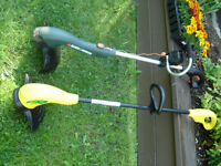 Trimmer Weed eater,10$ chaque