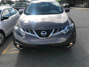 2013 Nissan Murano AWD for sale