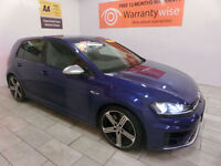 2014 Volkswagen GOLF R 2.0 TSI 300 4X4 DSG AUTO ***BUY FOR ONLY £99 A WEEK***