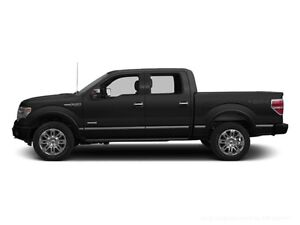 "2013 Ford F-150 ""FX4 CREW 4X4 LEATHER/""   - $259.81 B/W"
