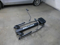 Rowing Machine, Works great $75.00 obo