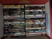 [USED] DVDs job lot