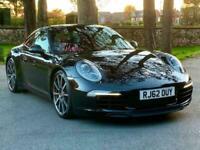 *£859 PER MTH* 2012 Porsche 911 3.8 (991) PDK Carrera S Coupe ***MEGA SPEC***