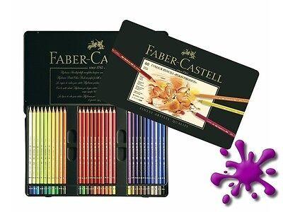 Faber-Castell Polychromos Farbstifte 60er Metalletui 110060 NEU