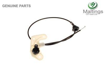 range rover l322 bonnet cable and handle l322 bonnet pull 2002-2009 fpf500040