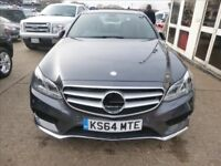 MERCEDES E220 CDi AMG LINE - KS64MTE - DIRECT FROM INS CO