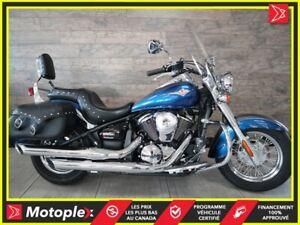 2019 Kawasaki VULCAN 900 CLASSIC LT VN 900 * DÉMO * 39$/sem
