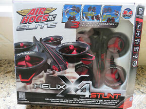 Air Hogs RC Elite Helix X4 Stunt Quad Copter
