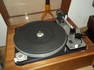 Vintage Turntable and Vinyl records for sale