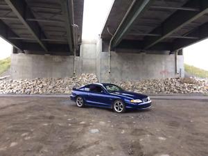 Mustang GT venant d'Ontario