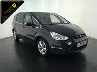 2013 FORD S-MAX TITANIUM TDCI DIESEL 7 SEATER 1 OWNER SERVICE HISTORY FINANCE PX