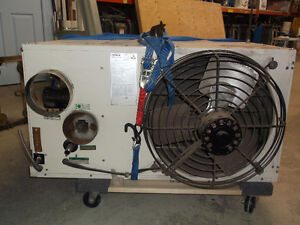Natural Gas Furnace with Fan
