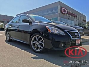 2013 Nissan Sentra 1.8 SR CVT | One Owner | Super Clean